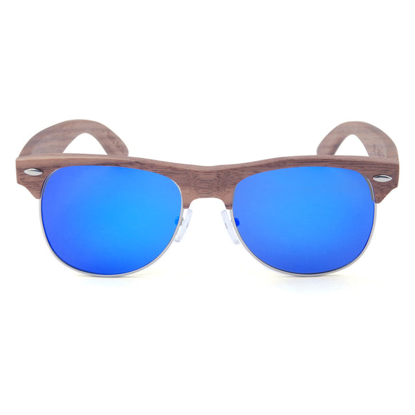 Wood Fashion by PN: Men's Wooden Sunglasses - Pittsburgh