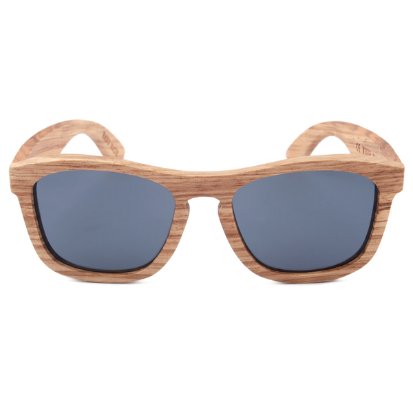 Wood Fashion by PN: Men's Wooden Sunglasses - Austin