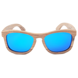 Wood Fashion by PN: Men's Wooden Sunglasses - Tucson