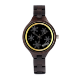 Wood Fashion by PN: Women's Wooden Watches - Jane