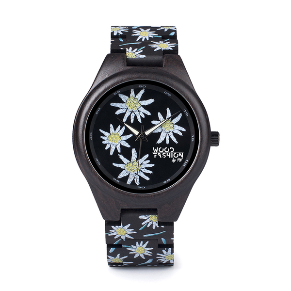 Wood Fashion by PN: Women's Wooden Watches - Flora