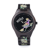 Wood Fashion by PN: Women's Wooden Watches - Ava