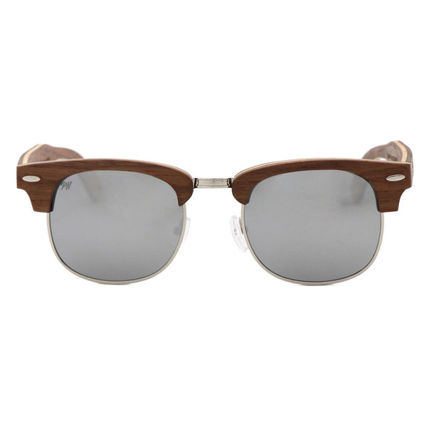 Wood Fashion by PN: Men's Wooden Sunglasses - Baltimore