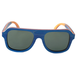 Wood Fashion by PN: Men's Wooden Sunglasses - Cleveland