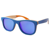 Wood Fashion by PN: Men's Wooden Sunglasses - Lincoln
