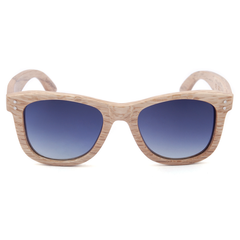 Wood Fashion by PN: Men's Wooden Sunglasses - Chicago
