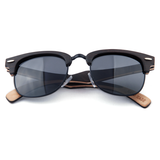 Wood Fashion by PN: Men's Wooden Sunglasses - Las Vegas