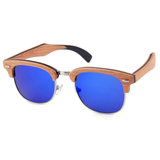 Wood Fashion by PN: Men's Wooden Sunglasses - Louisville