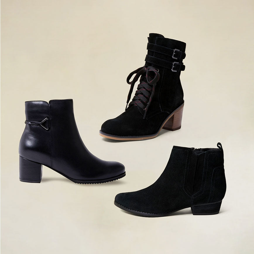b9c15508767 Homepage Women s Booties Collection Image
