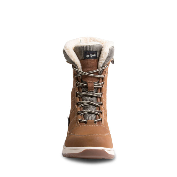 DARK TAN NUBUCK