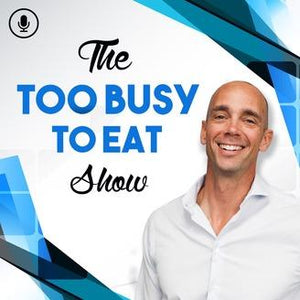 Episode 24: Serena Wolf on Eating Clean for People Who Like to Eat Dirty