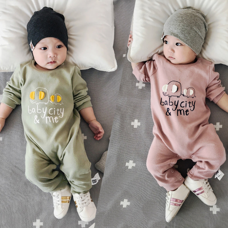 Baby Rompers One-piece Sleeper