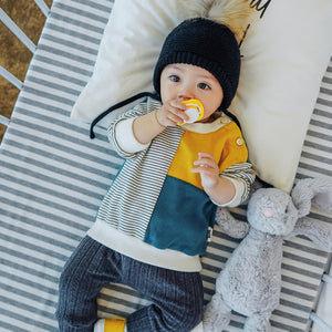 Baby Autumn Cotton Sweatshirts