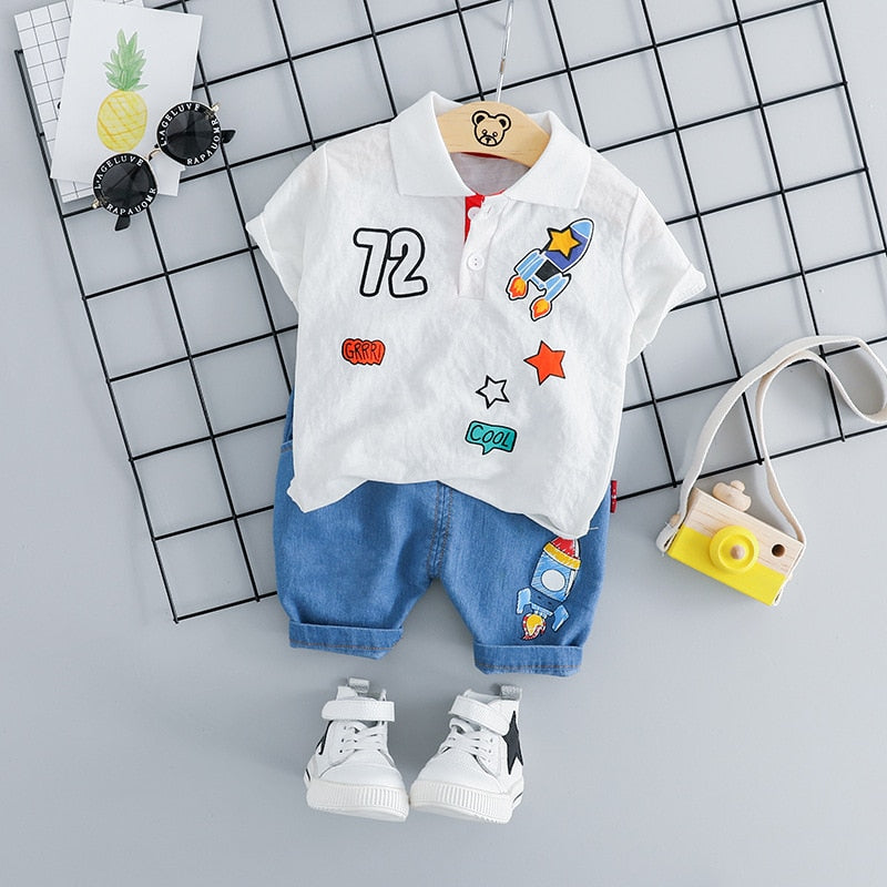 Baby Summer Clothing Sets