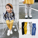 Smiling Face Cartoon leggings