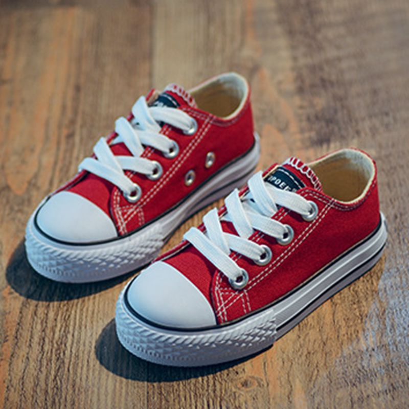 Canvas Shoes For Kids