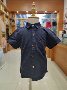 Half Sleeve Collar Shirt