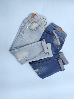 Nero Denim Jeans