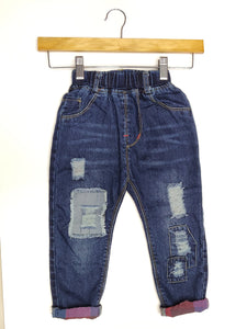 Boys Funky Denim Jeans