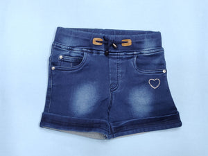Denim Girl Shorts