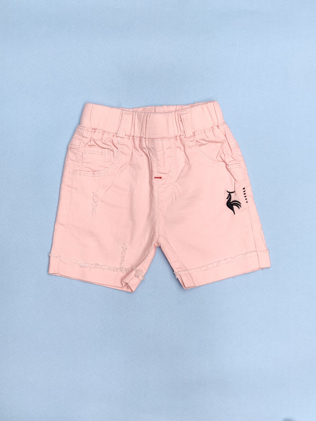 Cotton Girls Shorts