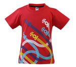 Car Printed Half Sleeve T-shirt