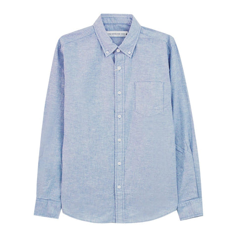 Men Cotton & Linen Shirt