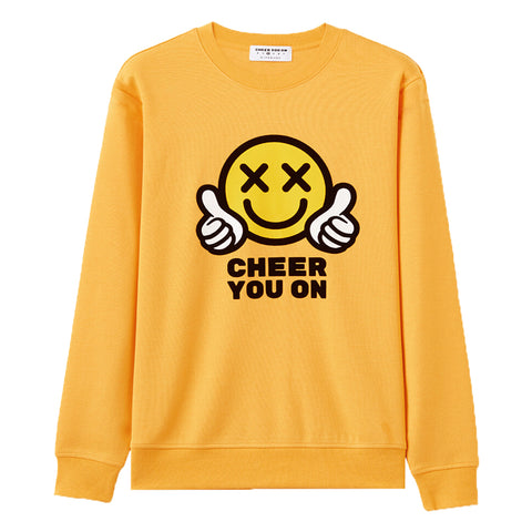 Cheer You On Women Sweatshirt