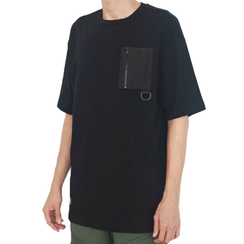 BSX Removable Pocket Oversize Tee
