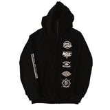 BSX MEN 2-IN-1 REVERSIBLE HOODIES