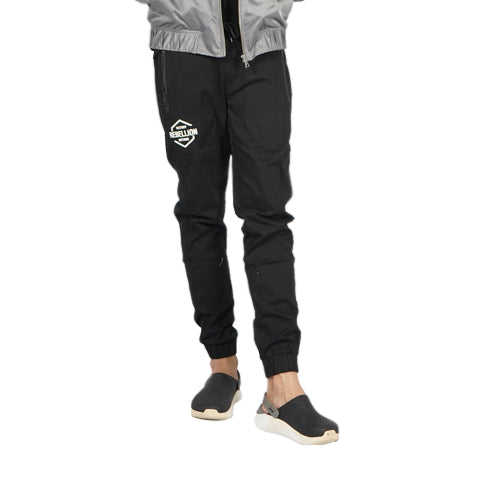 BSX MEN VON PRINTED STRETCHY JOGGERS