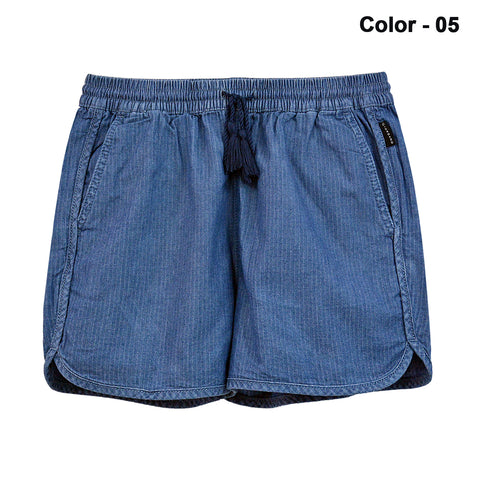 Women Cotton Denim Shorts