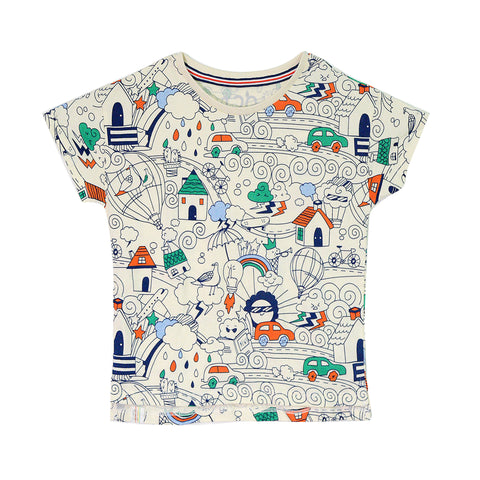 Junior Cotton Girl Tee