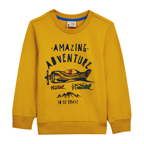 GIORDANO JUNIOR SWEATSHIRT