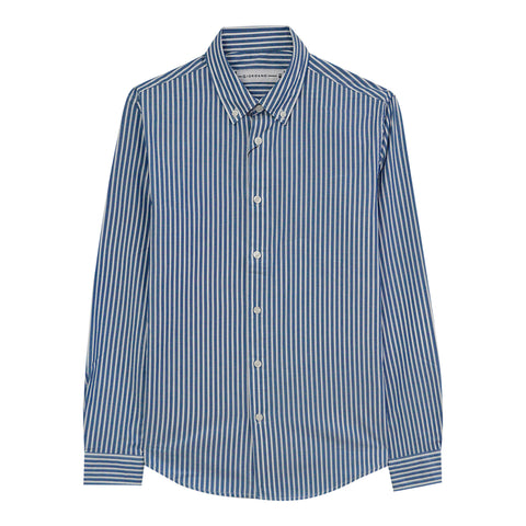 Men Cotton Stripe Shirts
