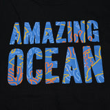 Women Amazing Ocean Printed Tee