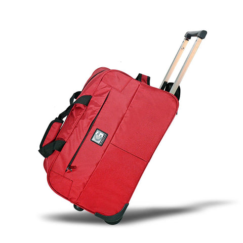 Giordano Travel Gear Duffle Trolley Bag