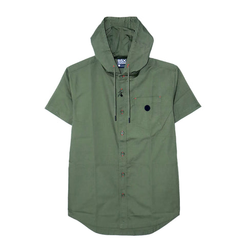 BSX MEN Short Sleeves Hoodies