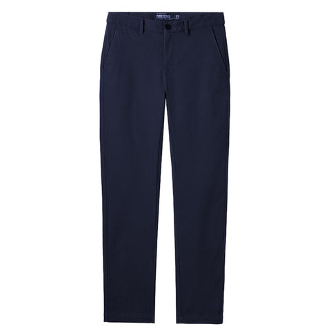 Men Mid Rise Regular Tapered Pant