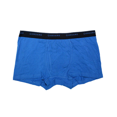 GIORDANO ACTIVE FIT MEN'S Solid Seamless Trunk (1-pack)
