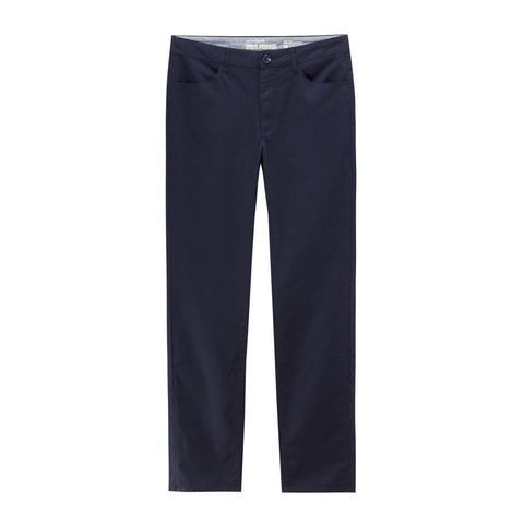 Men Strechy Low Rise Modern Tapered Pant