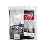Men Basic Cotton Briefs (3pcs/1pack)