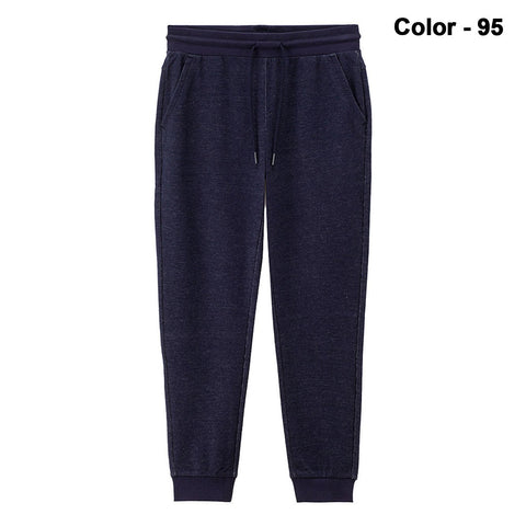 Women French terry drawstring Joggers Pants