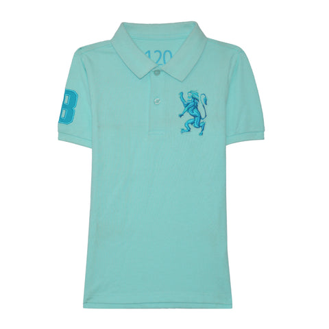GIORDANO Junior Lion Polo