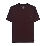 Men's Solid Pocket Tee