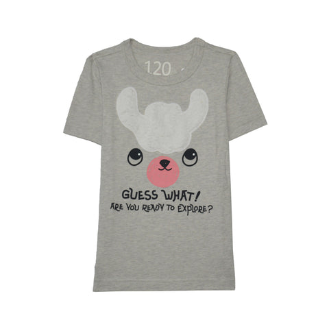 Junior Printed Tee