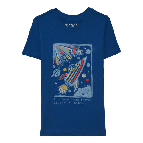 GIORDANO Junior  Printed Tee