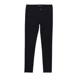 Women Mid Rise Stretchy Slim Tapered Jeans