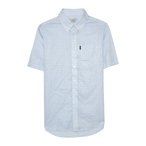 Men Short Sleeve Shirt