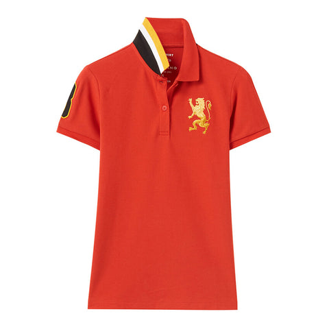 Women Lion Polo
